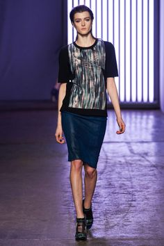 Rebecca Taylor Fall 2013 RTW Collection - Fashion on TheCut