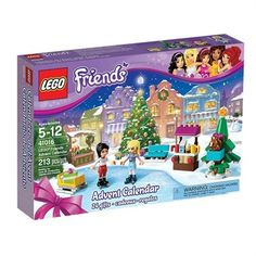 Compare prices on LEGO Friends Set Advent Calendar from top online retailers. Save money on your favorite LEGO figures, accessories, and sets. Lego City Advent Calendar, Kids Calendar, Advent Calendars, Calendar 2014, Lego Sets, Legos, Lego Friends Sets, Friends Girls, Girlfriends