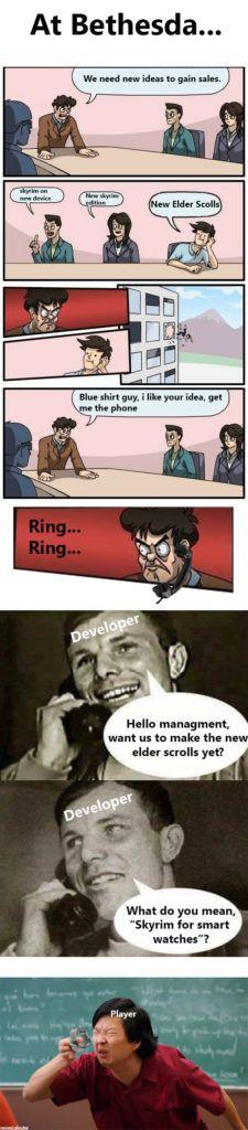 Heard you like meme crossovers