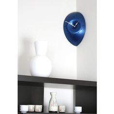 clocks for corners!  for 90-degree wall corners...clever
