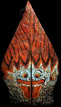 BALINESE WAYANG KULIT MAHABHARATA SHADOW PUPPET COLLECTION DAVID HOWARD TRIBAL ART BALINESE WAYANG KULIT MAHABHARATA SHADOW PUPPET COLLECTION