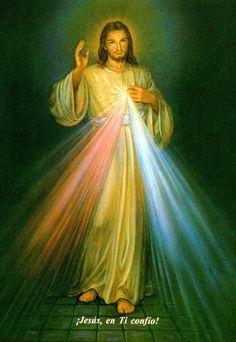 Jesus  Cristo Misericordioso   de Sta. Faustina