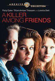A Killer Among Friends lifetime movie dvd