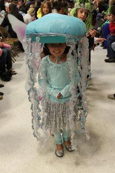 jellyfish costume - Google Search