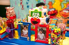Can you tell me how to get… to a Sesame Street-themed birthday party? (!!)   Offbeat Mama