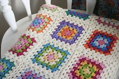 Look What I Made: Crochet Blankets