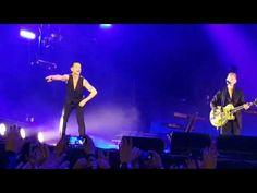 Depeche Mode-Enjoy The Silence-Bratislava-20.5.2017 (Spirit Tour) - YouTube