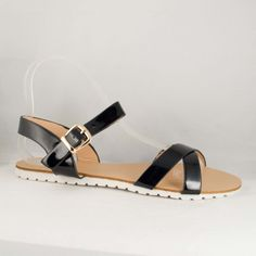 Poze Sandale Ivis Negre Shoes, Fashion, Moda, Zapatos, Shoes Outlet, Fashion Styles, Shoe, Footwear, Fashion Illustrations