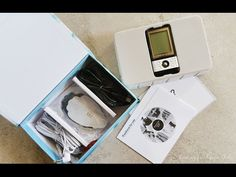 REVIEW: Santamedical PM-120 Tens Unit Electronic Pulse Massager - YouTube