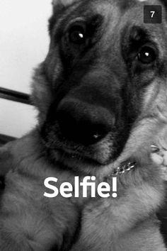 My baby taking 'selfies' :)