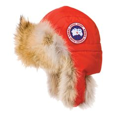 Canada Goose Aviator Hat @ Sun and Ski Sports - FREE SHIPPING $175