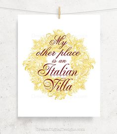 """Italian Villa is an instant download printable art JPG sized 8x10 inches. Use this Italy decor as wall art or in other home decor projects.  HOW IT WORKS: 1- After purchase and payment confirmation, Etsy will take you to the download page and an email will be also sent to you with your download link. 2- Click """"Download"""" to save the files to your computer so you can print and enjoy!  WHATS INCLUDED: One 300 dpi Instant download printable JPG file.  -- For personal use only --  PLEASE NOTE…"""