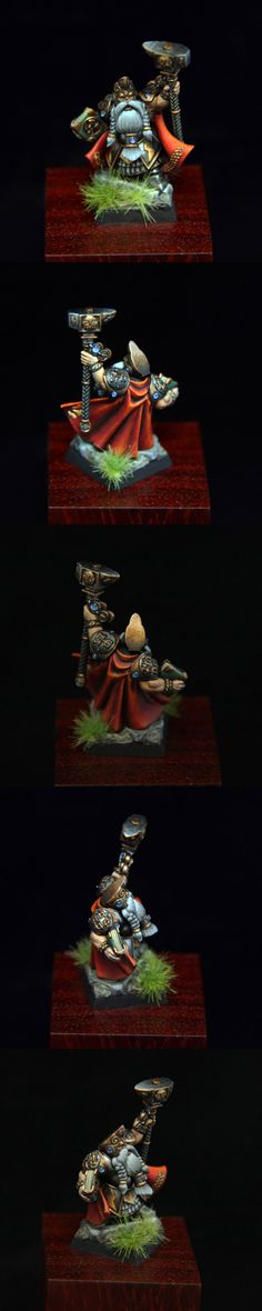 Dwarf Runelord #miniatures #painting #fantasy #wargame #warhammer #gw #wfb