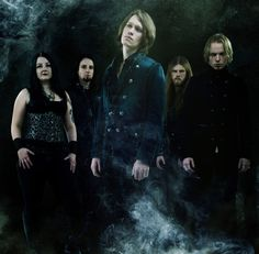 Damnation Angels - Symphonic Power Metal band from the UK.