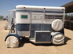 41 Best Horse trailers images | Horse trailers, Stock trailer ...
