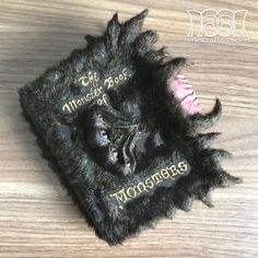 My Monster Book of Monsters, DIY if you click the picture 😄✨
