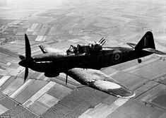 The Dornier 17 is believed to have been brought down by an RAF Boulton Paul Defiant (pictured). TELL YOUR FRIENDS that we'd love to see them at our aviation themed restaurant, The Left Seat West, in Glendale, Arizona!! Check out our décor at: http://www.facebook.com/pages/Left-Seat-West-Restaurant/192309664138462