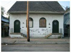 Richard Misrach, Hurricane Katrina