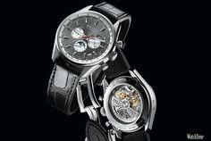 Back is Beautiful: 11 Luxury Watch Wallpapers | WatchTime - USA's No.1 Watch Magazine (Zenith El Primero 410 ($10,600))