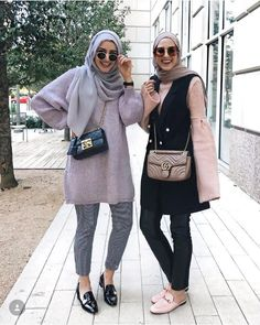 How to choose your daily hijab wear – Just Trendy Girls