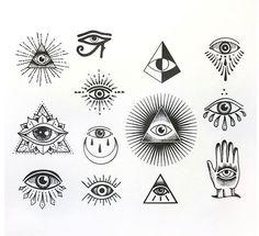 61 Ideen z. Illuminati Eye Tattoo-Symbole tattoo designs ideas männer männer ideen old school quotes sketches Mini Tattoos, Body Art Tattoos, Small Tattoos, Sleeve Tattoos, Finger Tattoos, Ship Tattoos, Word Tattoos, Small Outline Tattoos, Small Tattoo Symbols