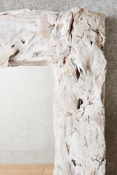Slide View: 3: Driftwood Mirror