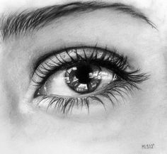 Realistic Drawings realistic eye pencil drawing dehro - Drawing of Eyes : Eyes are the most expressive and one of the beautiful features on a face. No matter which part of the world you are from, your eyes can speak volumes. As an artist, drawing of eyes Eye Pencil Drawing, Realistic Pencil Drawings, Pencil Drawing Tutorials, Drawing Eyes, Cool Drawings, Painting & Drawing, Beautiful Drawings, Pencil Art, Human Drawing