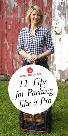 Packing is really more art than science, but there are a few rules of thumb that I always abide by. Here are my best tips for packing like a pro.
