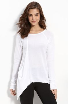 Hard Tail 'Frolic' Asymmetric Top available at #Nordstrom