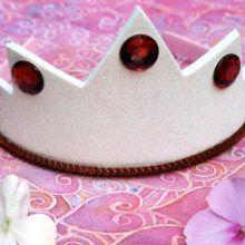 La couronne de Blanche-Neige