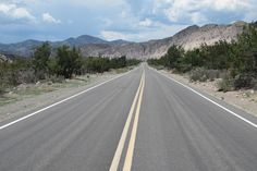 Open Road New Mexico