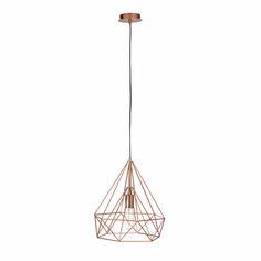 Geo Copper - Pendant   Lounge Lovers Furniture