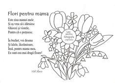 After School, Sunday School, 8 Martie, Kids Poems, Nursery Rhymes, Kindergarten, Crafts For Kids, Nostalgia, Songs