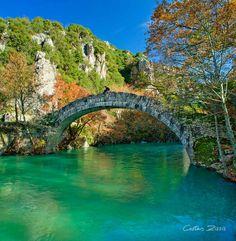 Voidomatis river, Epirus, Greece