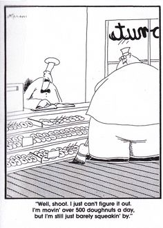 * Far Side Panels * : Gary Larson