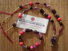Ma présentation ::  MON BLOG : http://creatrice-bijoux.blogspot.fr  sites.google.com/site/bleuenciel  Créatrice de Bijoux ✿ Loisirs créatifs Bijoux ✿    ❤️ naviginternet@orange.fr ❤️  ✿ Loisirs créatifs Bijoux ✿  #Colliers #DIY #Bijoux #Jewelry #Loisirscreatifs