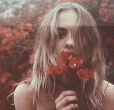 flower portraits #film