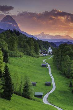 Quintessential Bavaria by Brad Hays