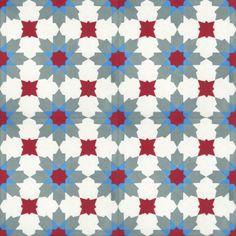 Moroccan Encaustic Cement Pattern Pre Sealed 01x