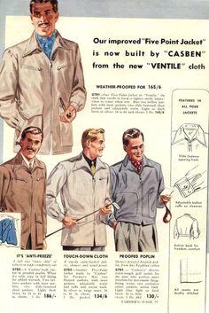 1952 catalog men - Google Search