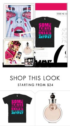 """""""Shirtoopia 8"""" by melisa-j ❤ liked on Polyvore featuring Valentino and Chanel"""