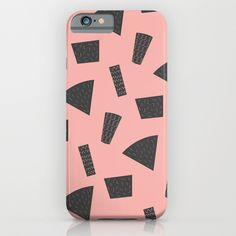 Let it Grow Woman / Liberate the Pattern Series iPhone & iPod Case