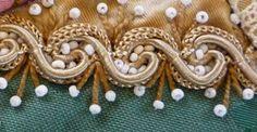 Crazy Quilt Stitches | Crazy quilt details - pintangle.com