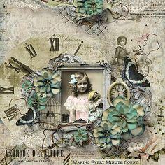 Scrapbooking Inspiration by Irene