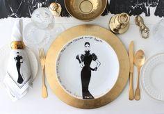Illustrator Megan Hess creates Paris-inspired dinnerware - The Interiors Addict