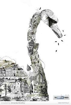 10 Illustrators To Follow This Week - DesignTAXI.com