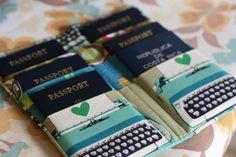 Passport Holders - BabyCenter