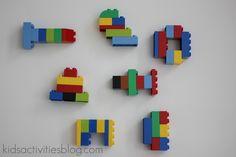 {Do It Yourself} Lego Instruction Book - Kids Activities Blog
