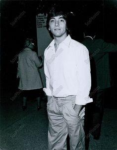 CA204 1984 Scott Baio Pasadena Civic Auditorium Fashion Portrait Press Photo