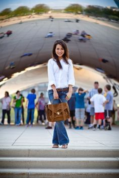 Downtown Chicago for my senior portraits. Its official.  Class of 2013.